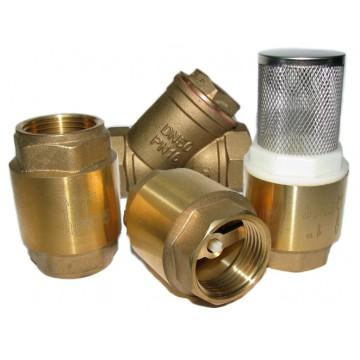Клапаны и фильтры