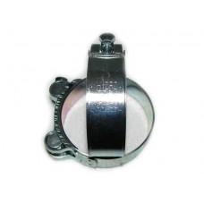 Хомут 60-63 W1 силовой оцинкованный HYDRO TECH