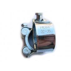 Хомут 32-35 W1 силовой оцинкованный HYDRO TECH