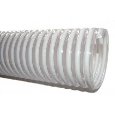 ПВХ рукав 76 мм напорно-всасывающий Plexiflex пищевой