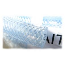 CRYSTAL R шланг прозрачный армированный 6х12мм