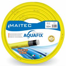 """Садовый шланг MAITEC AQUAFIX 12,5мм (1/2"""") 50м"""