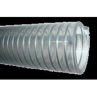 Пвх рукав 25 мм напорно-всасывающий металл спираль