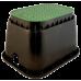 Монтажный короб прямоугольный PZRM 115